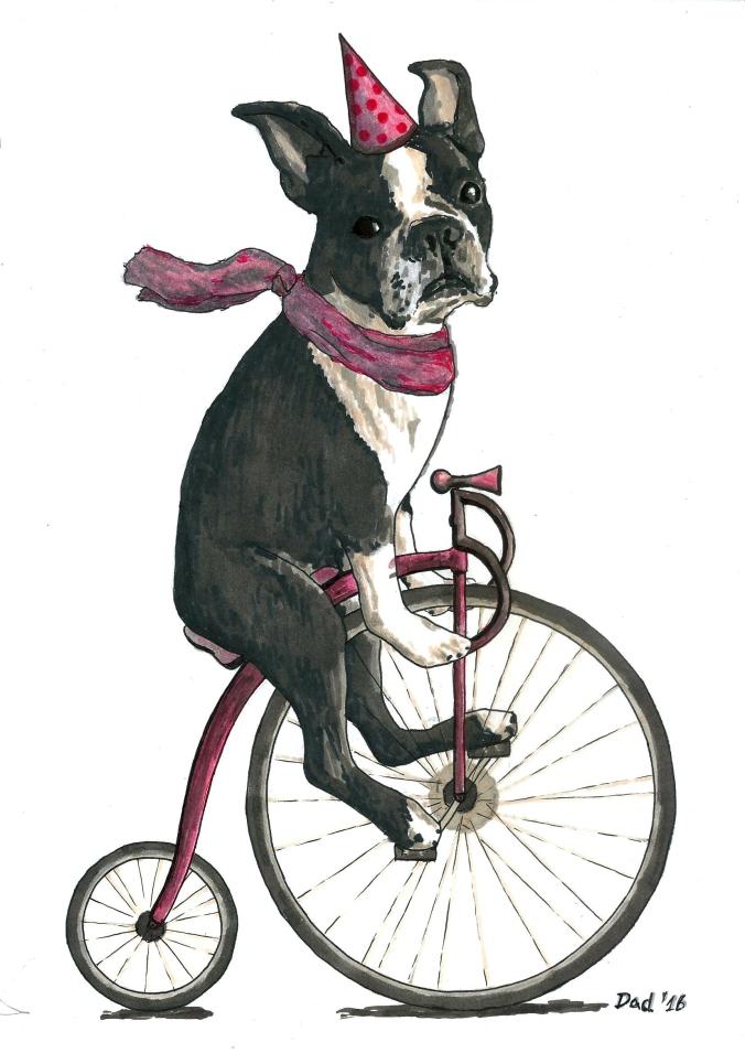 monocyklista